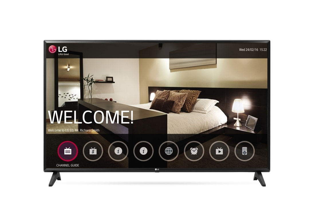 LG Commercial TV 43LU540H (ASIA) 1