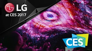 LG at CES 2017 - LG OLED_Tunnel_320x180