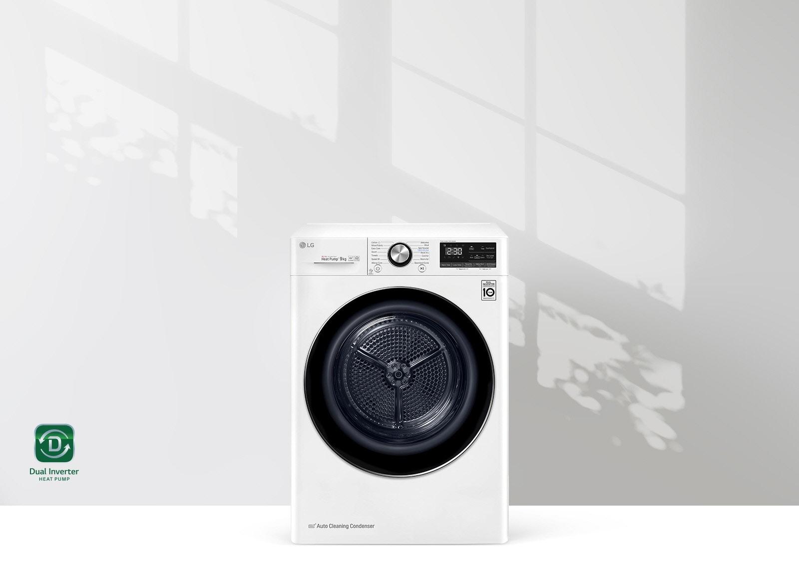 Στεγνωτήριο-EU-Vivace-V900-VC2-White-01-Sustainable-Care-D