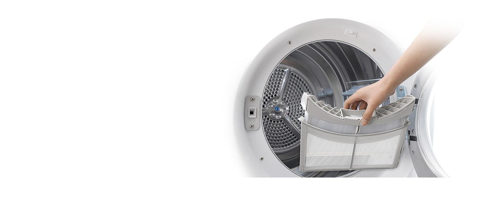 Στεγνωτήριο-EU-Vivace-V900-VC2-White-10-Dual-Filter-D