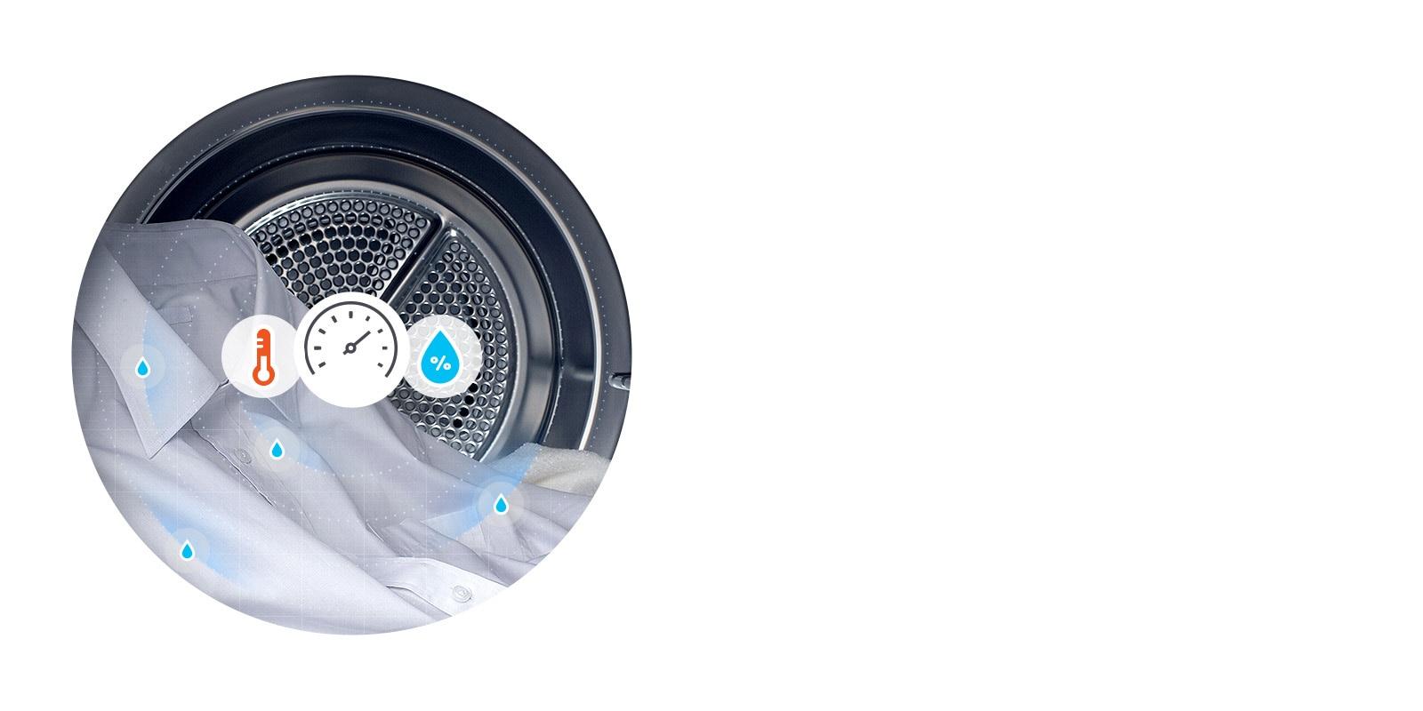 Στεγνωτήριο-EU-Vivace-V900-VC2-White-12-Sensor-Dry-D