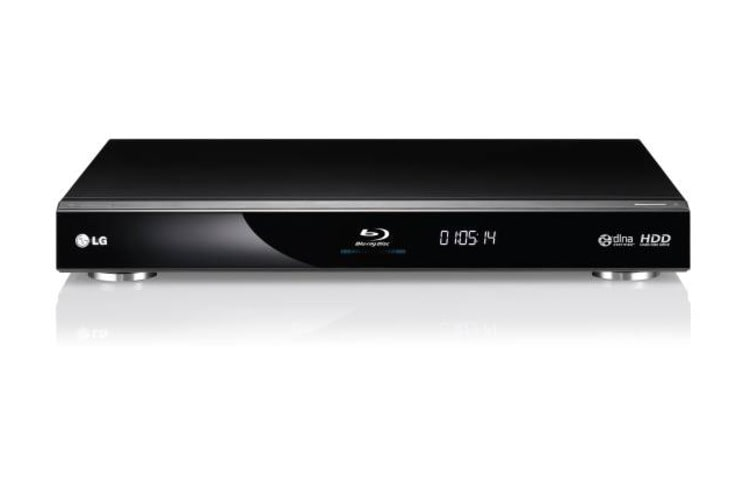 LG Blu-ray/DVD Players HR500 thumbnail 2