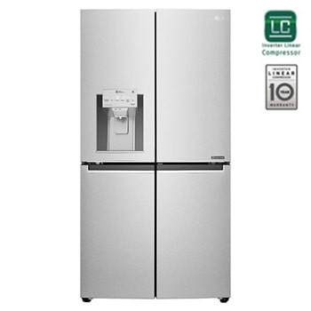 LG Ψυγείο Multi Door 705 lt Total No Frost GMJ936NSHV1