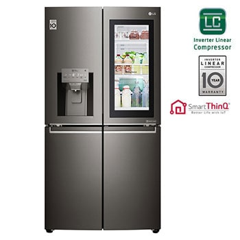 LG Ψυγείο Door-in-Door™ 705 lt Total No Frost GMX936SBHV1