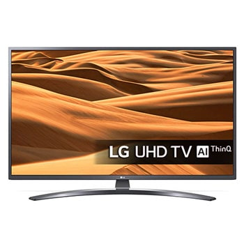 "65"" TV UHD 4K Active HDR AI Smart IPS Display Ultra Surround Ήχος1"