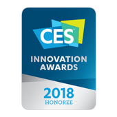 CES 2018 Innovation Awards e8