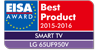 EISA AWARD - SMART TV
