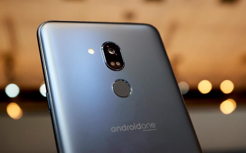 IFA 2018: The LG G7 One, on show at the exhibition in line with it's launch