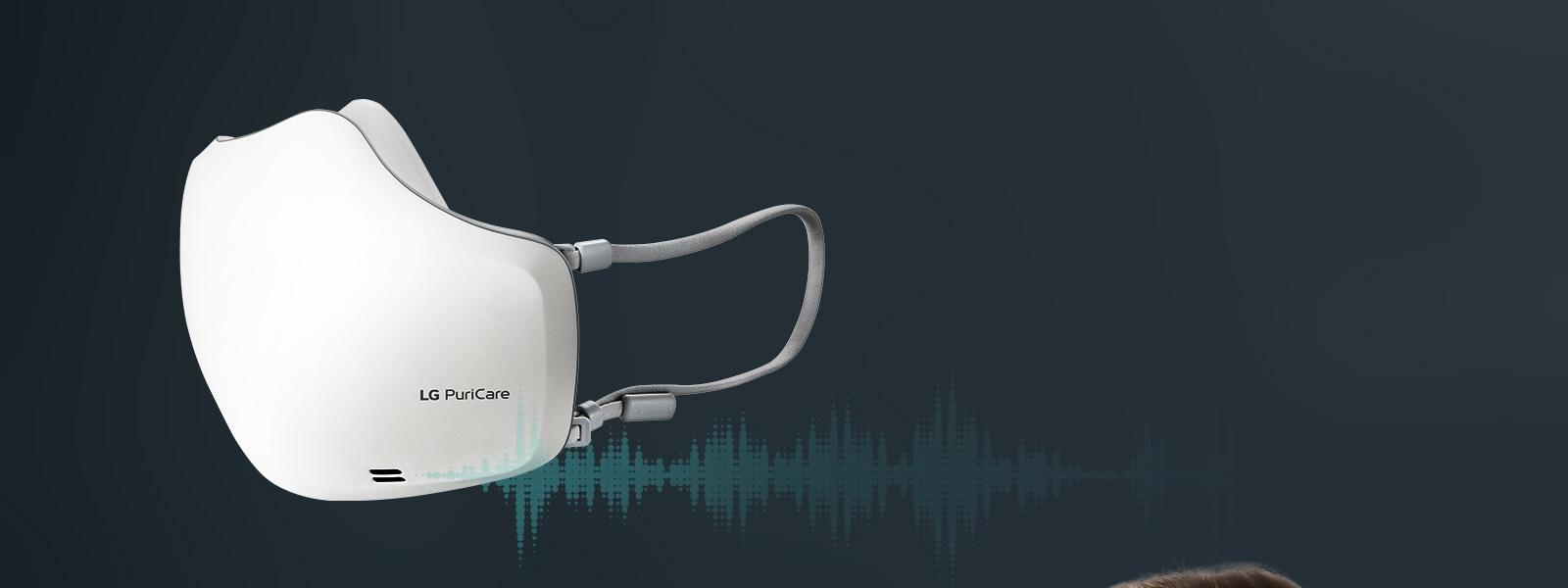 VoiceON™ 的智能設計讓你能清楚地聽到聲音。