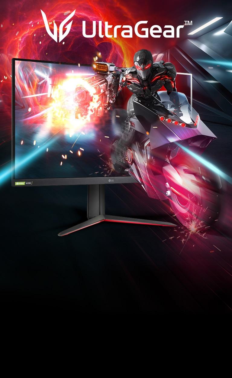 Lg Ultragear 顯示器是強大的遊戲裝備