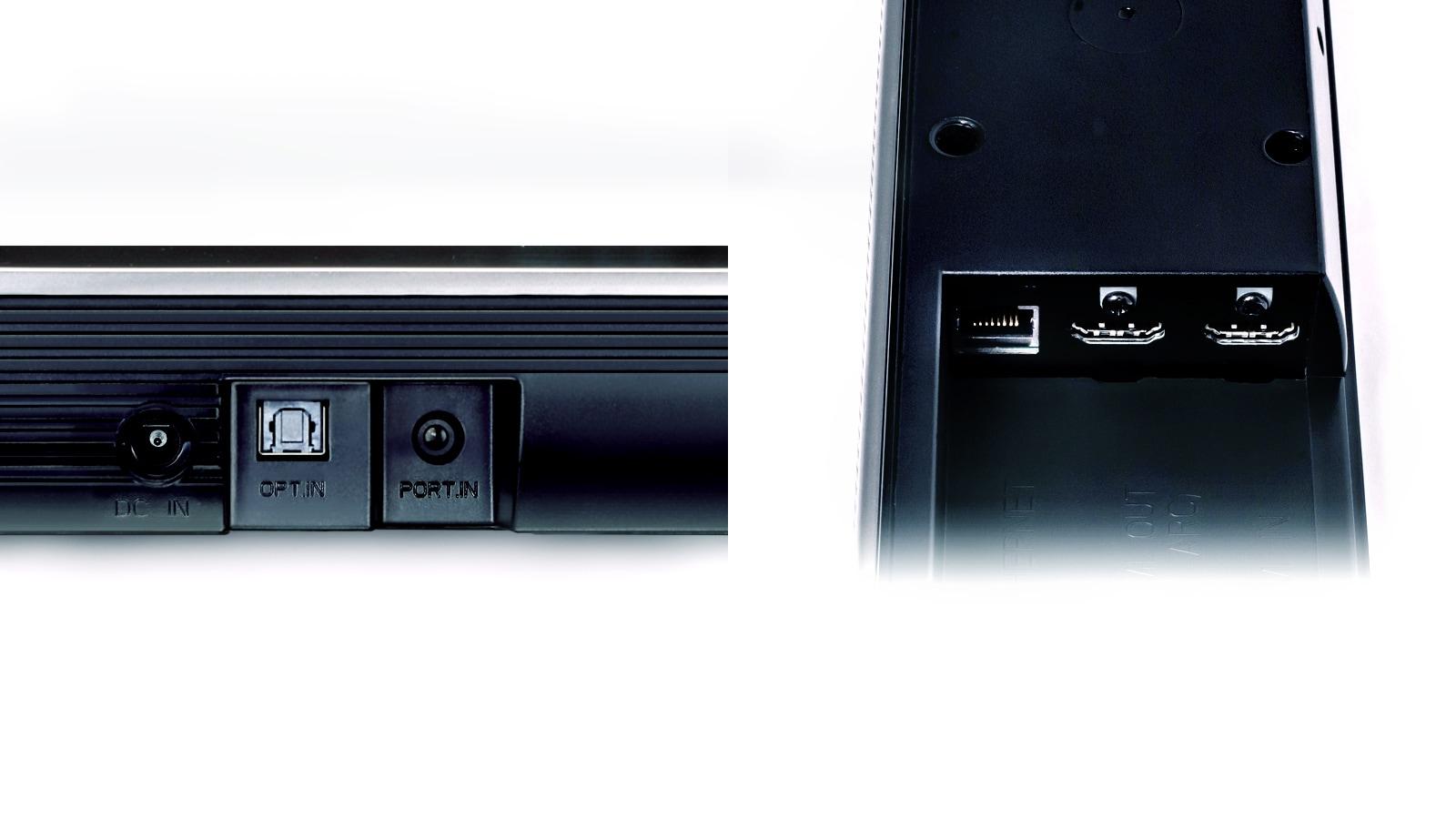 LG SH5 360W 2 1channel Sound Bar (1 Year Official Warranty)