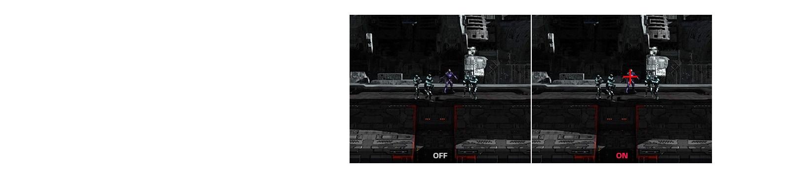 simulacija Crosshair