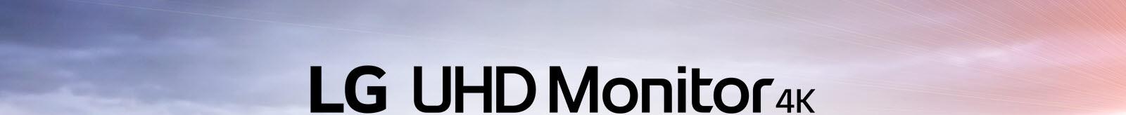 LG UHD Monitor 4K