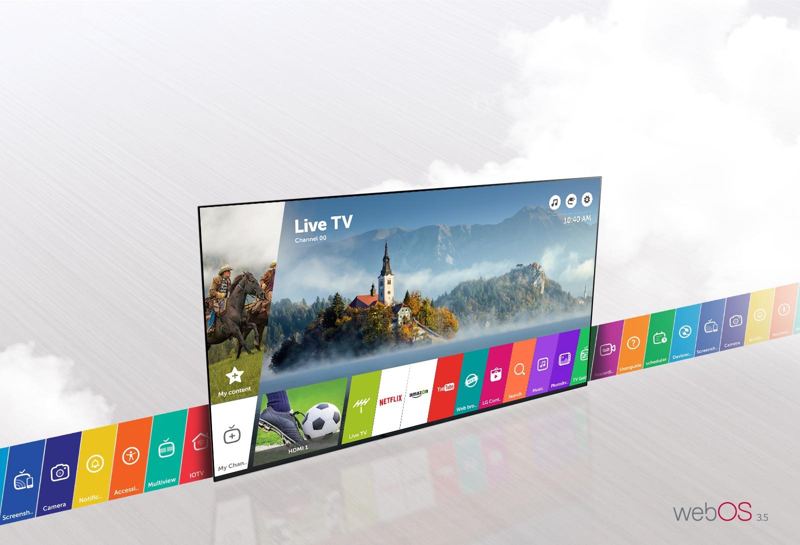 Compare Internet Providers >> LG 43LJ5500   43 Inch LJ5500   Full HD TV   LG HK
