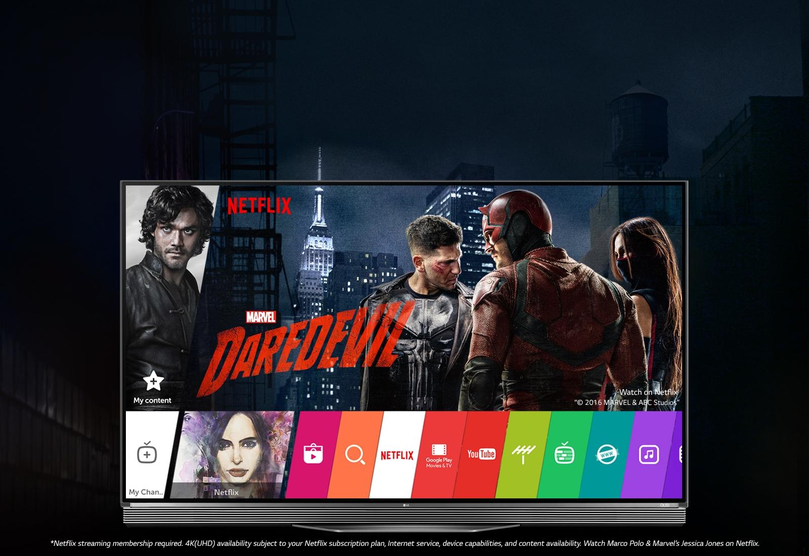 LG OLED65E6P | 65 Inch E6 | OLED TV | LG HK