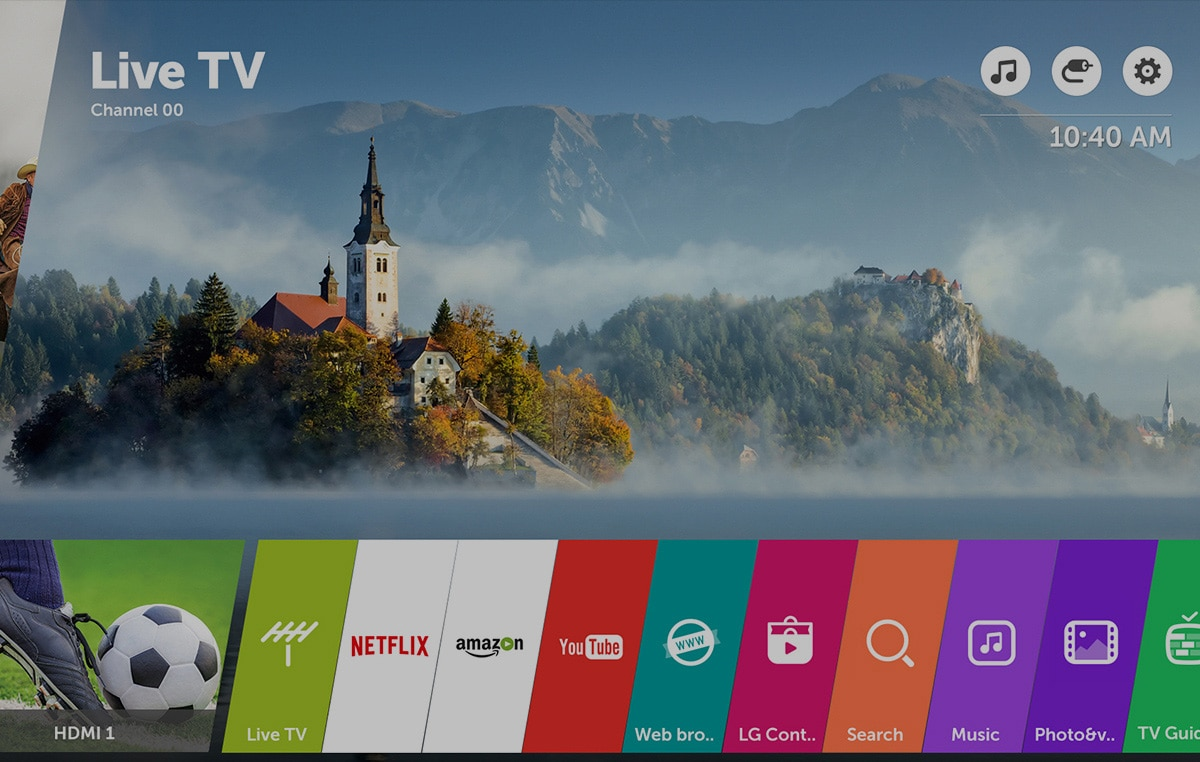 lg tv 55uj62. webos 3.5 simple and fun to use lg tv 55uj62 .