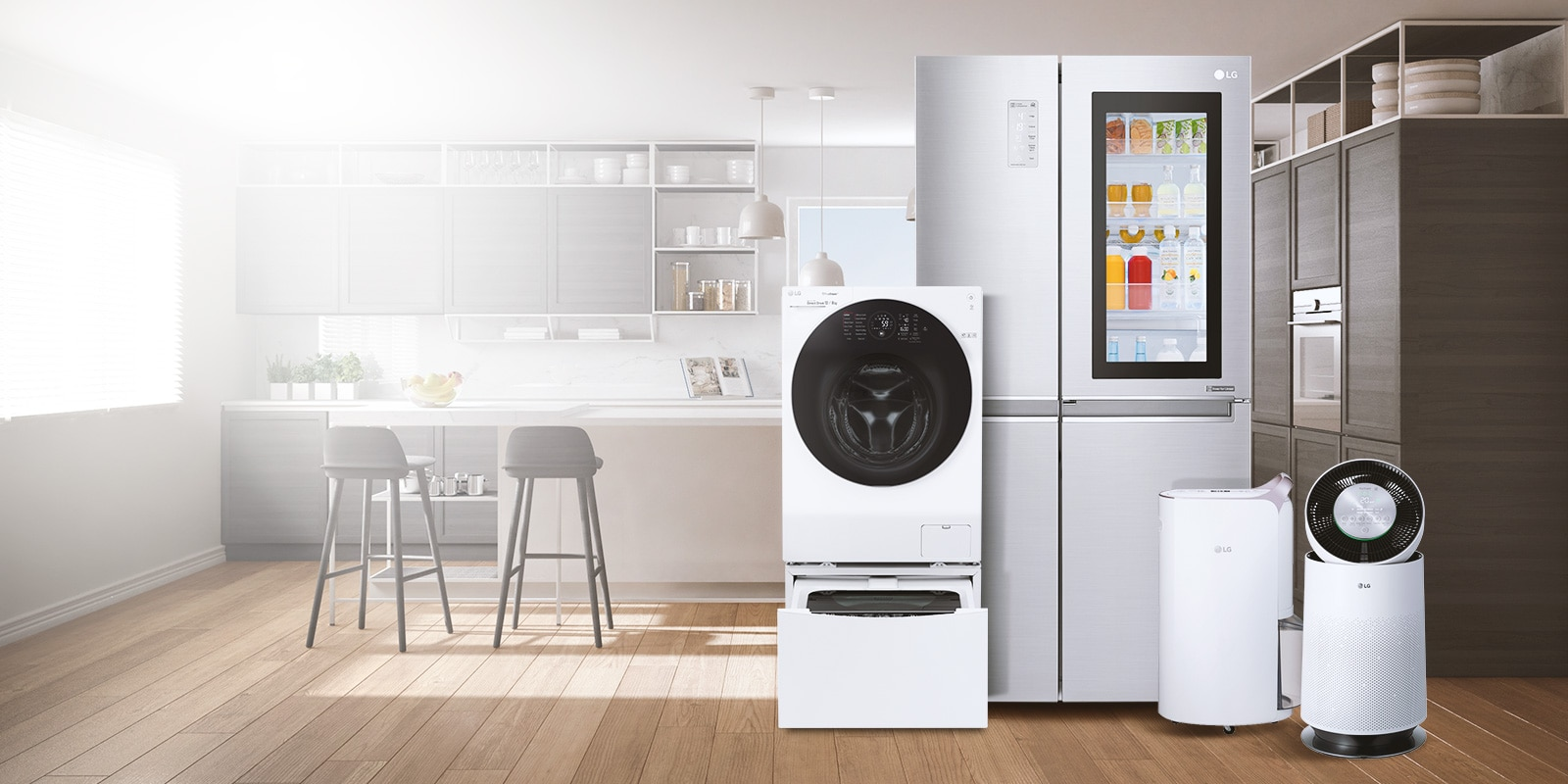 Lg Kitchen Electrical Appliances