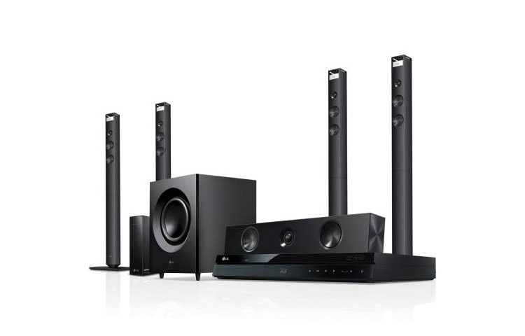 LG Home Theatre System BH9520TW thumbnail 2