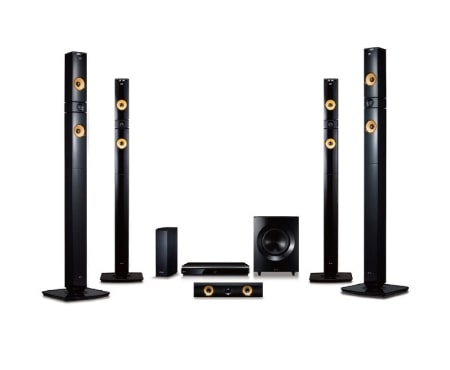 Home Theatre Systems Surround Sound Amp Media Players