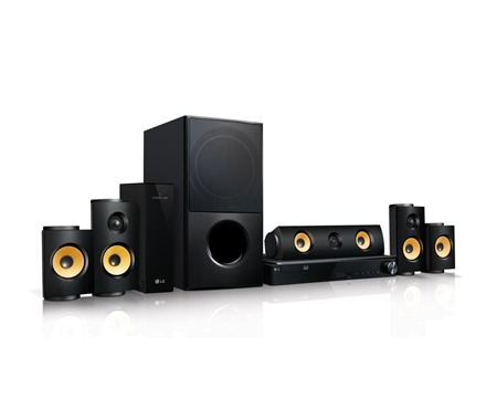 70146ca0441e1 LG 5.1ch Smart Home Cinema 3D Blu-ray™   DVD Home Theater System ...