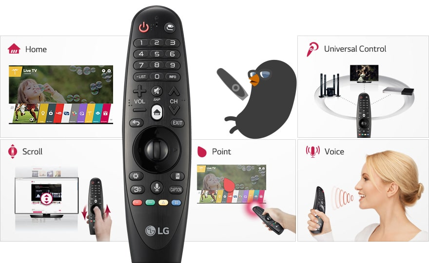 Lg super uhd tv 55uf9500 magic remote sciox Image collections