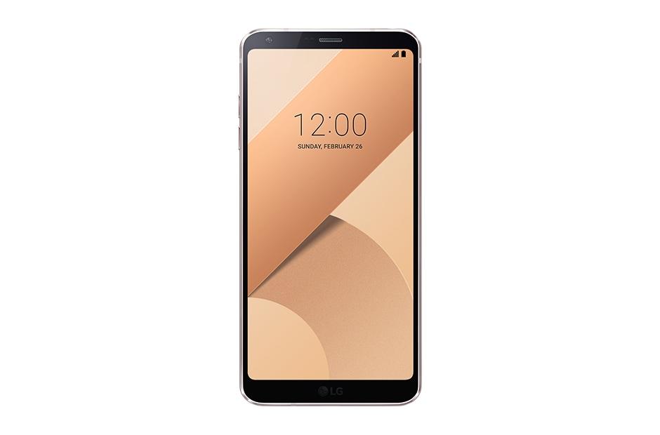 LG G6 Plus | H870DSU Gold 128GB | Mobile Phone | LG HK