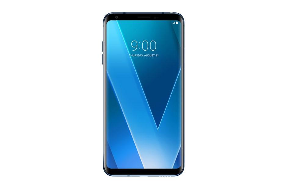 LG V30 Plus | H930DS Moroccan Blue 128GB | Mobile Phone | LG HK