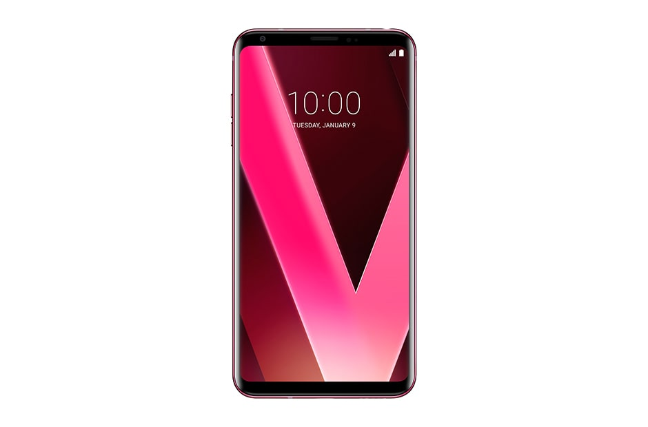 LG V30 Plus | H930DS Raspberry Rose 128GB | Mobile Phone | LG HK