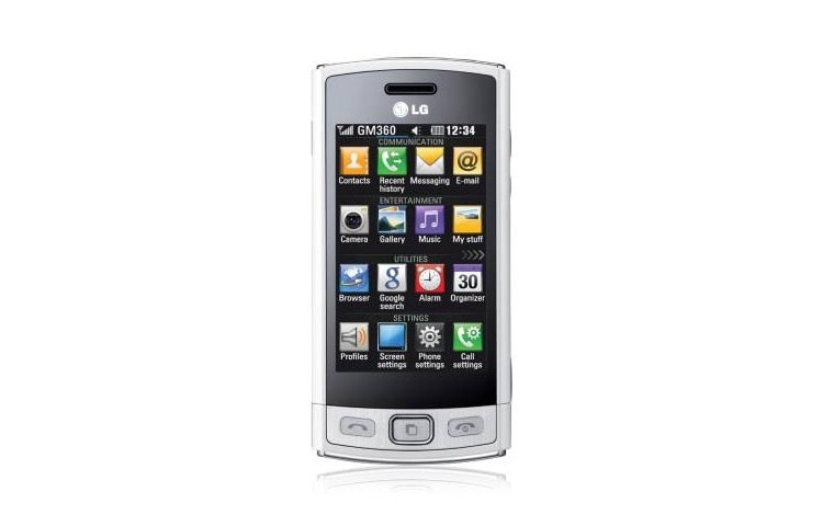 Mobile Phone LG GM360i thumbnail 1
