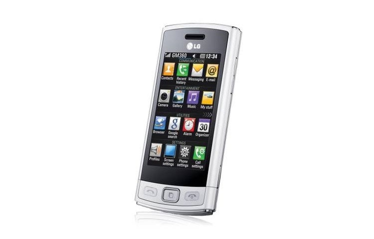 Mobile Phone LG GM360i thumbnail 3