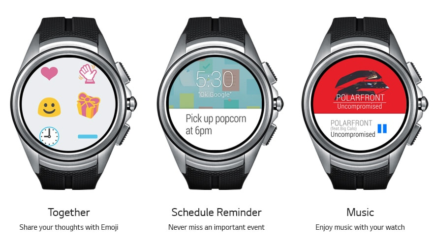 ANDROID WEAR™ APPS