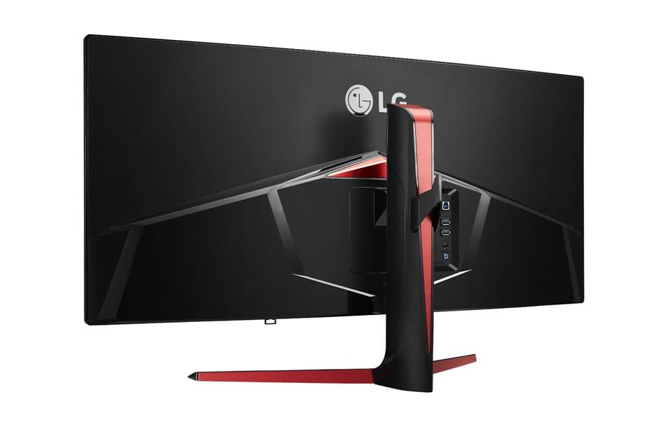 Lg 34 21 9 Curved Ultrawide Monitor For Gaming Lg Hong Kong