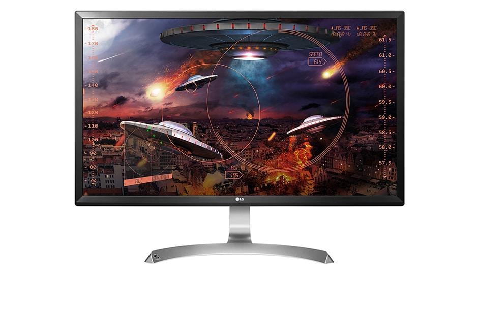27UD59 | 27 Inch 4K Monitor | LG HK