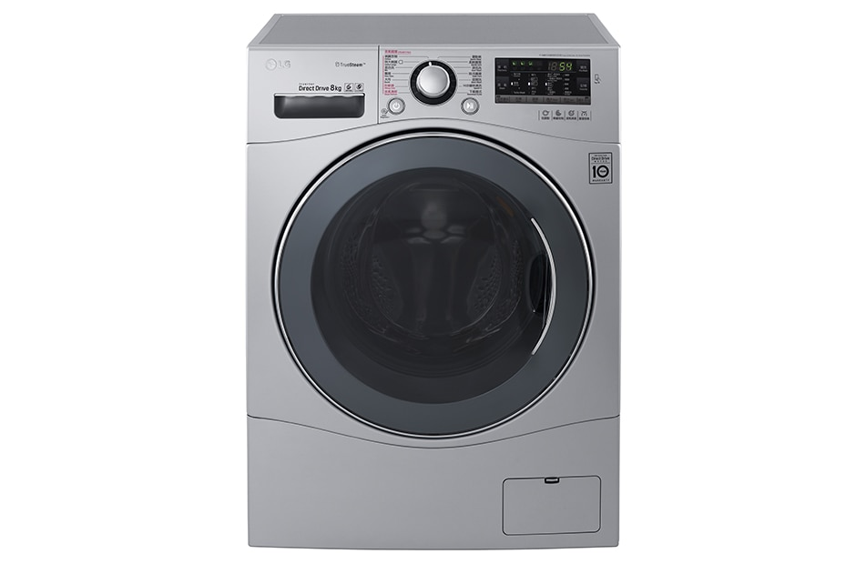LG Washer/ Dryer WF-ST1408PS 1