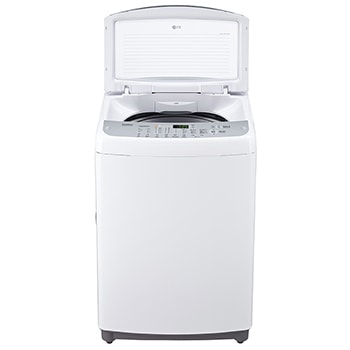 Top Load Washing Machines Quiet And Large Washers Lg
