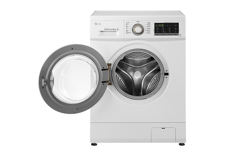 LG Washer/ Dryer WF-T1206MW thumbnail 2