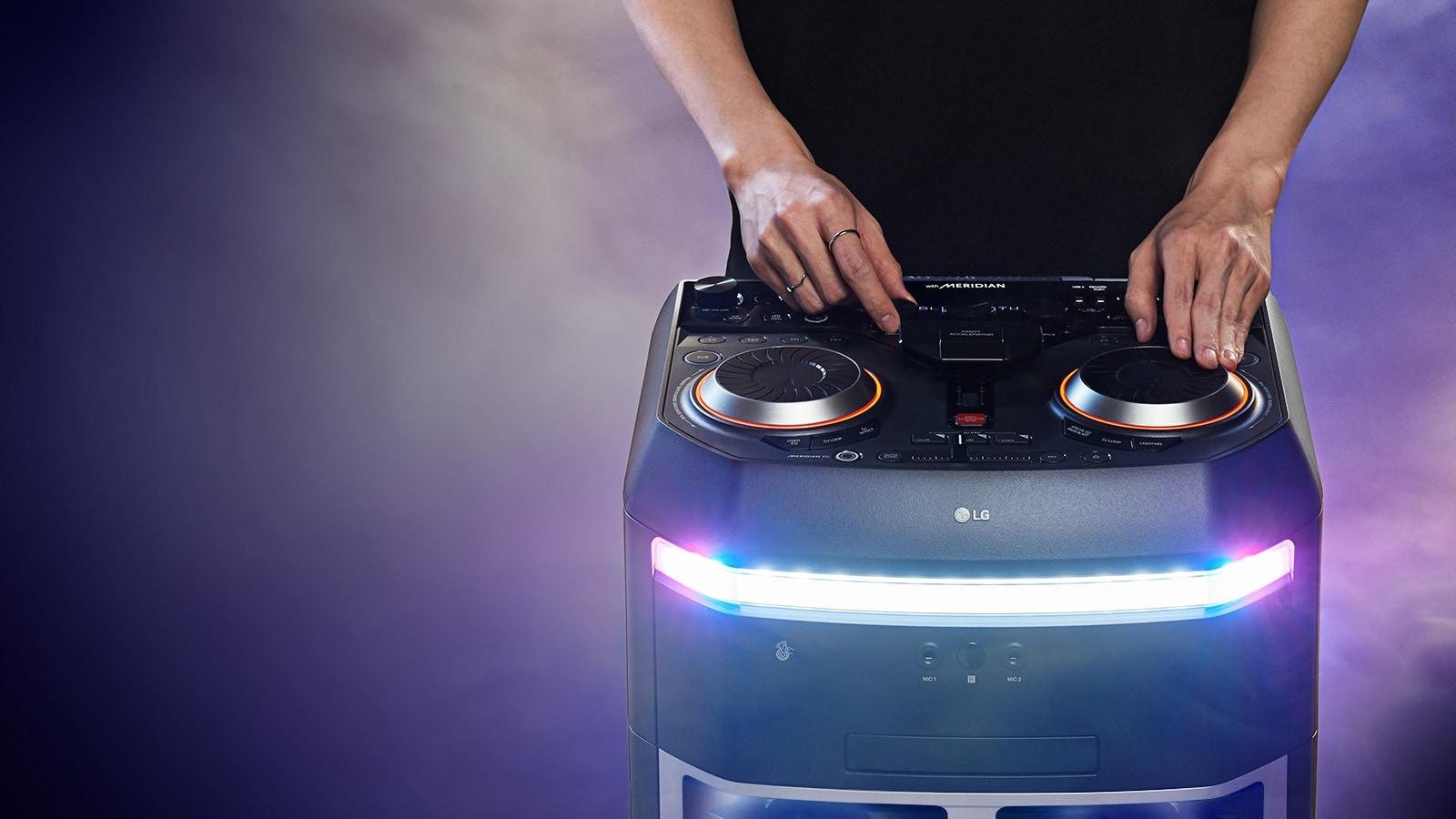 CAV Onebody-OL100-04-DJ Star Desktop