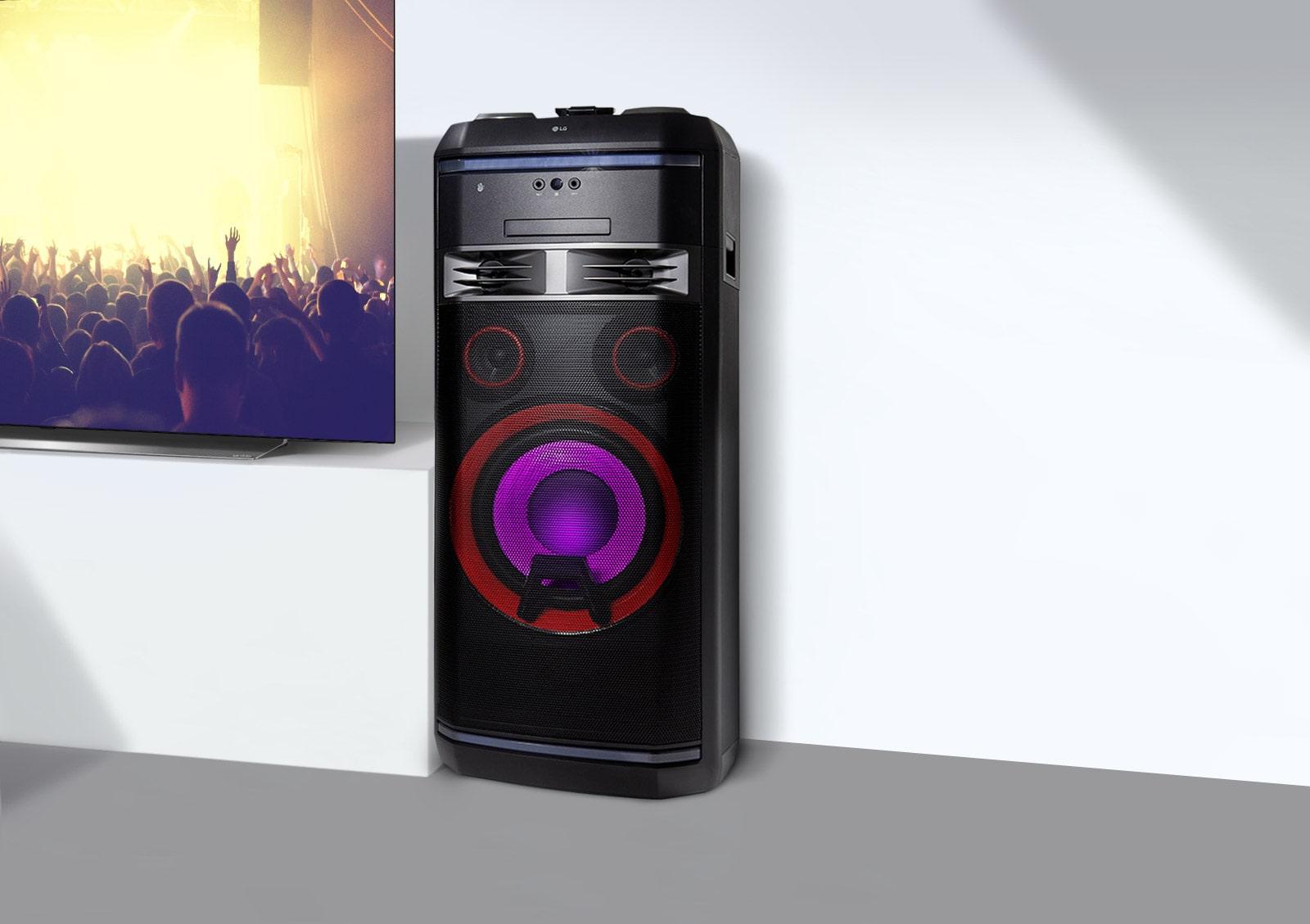 CAV Onebody-OL100-10-TV-Sound-Sync Desktop