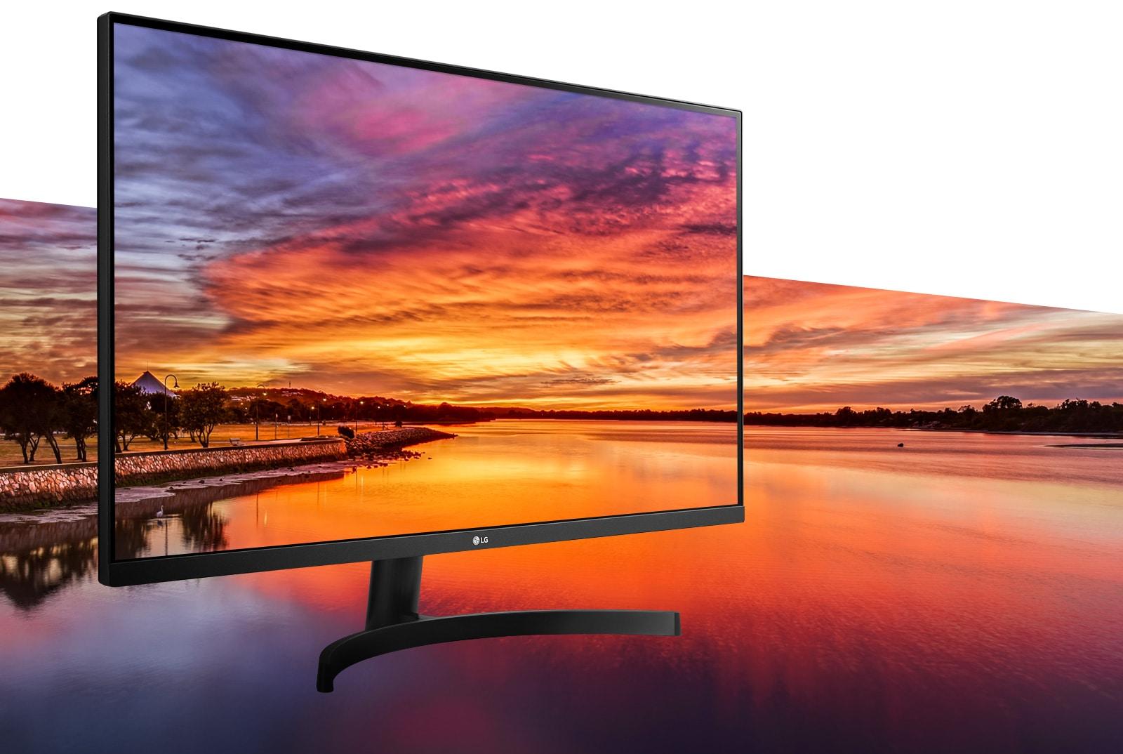 """31.5"""" QHD IPS monitor: Realistične boje iz bilo kojeg kuta"""