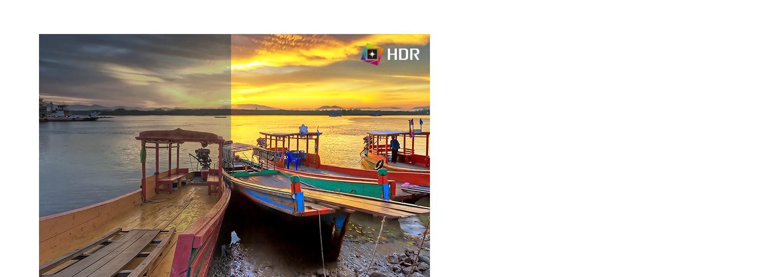 HDR 10: Detaljni kontrast