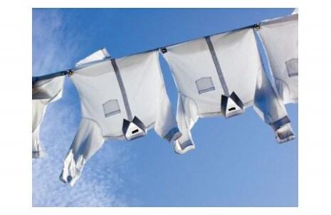 Ušteda prostora i vremena: pranje i sušenje jednim uređajem