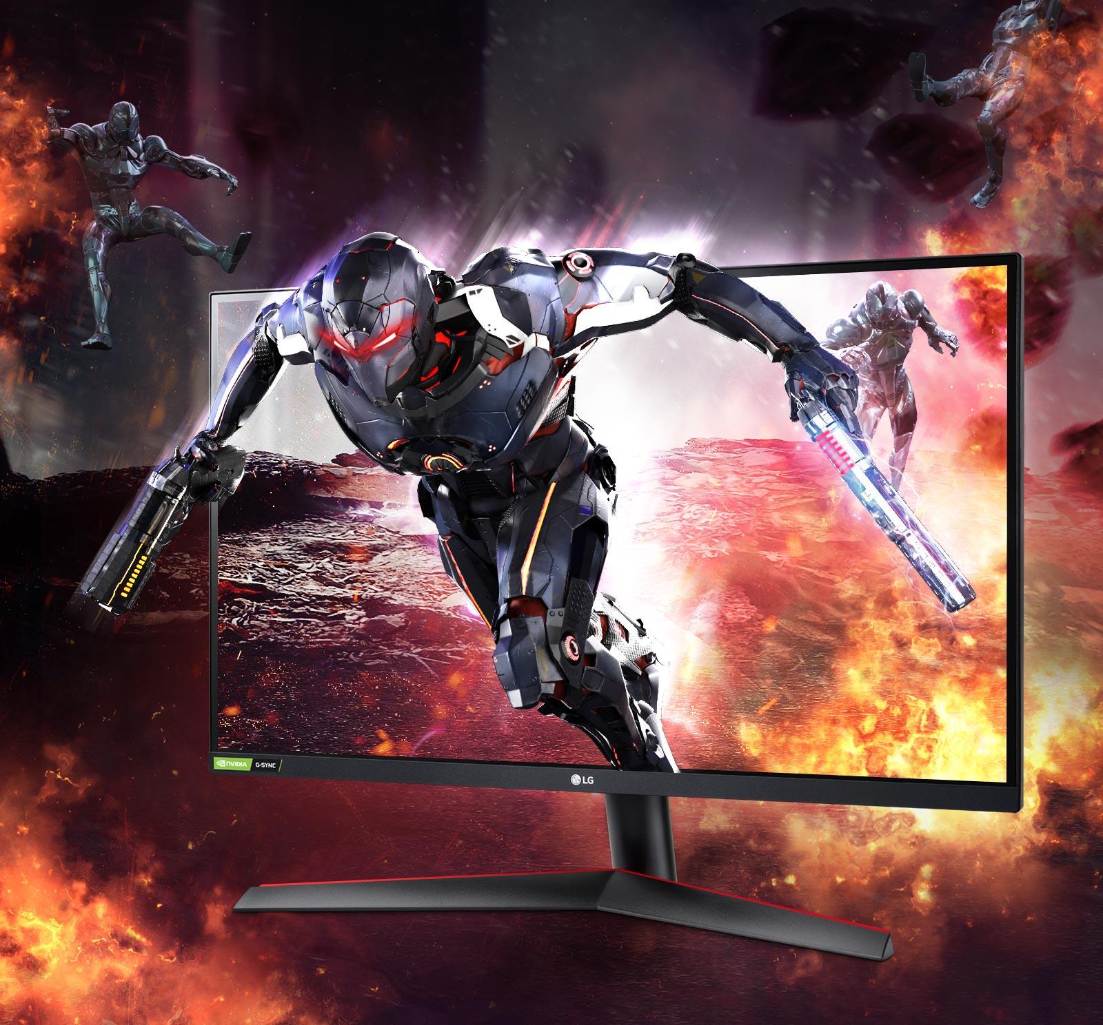 Monitor LG Ultragear kao snažan zaslon za vaše videoigre