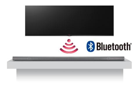 BLUETOOTH® - bežična sinkronizacija zvuka