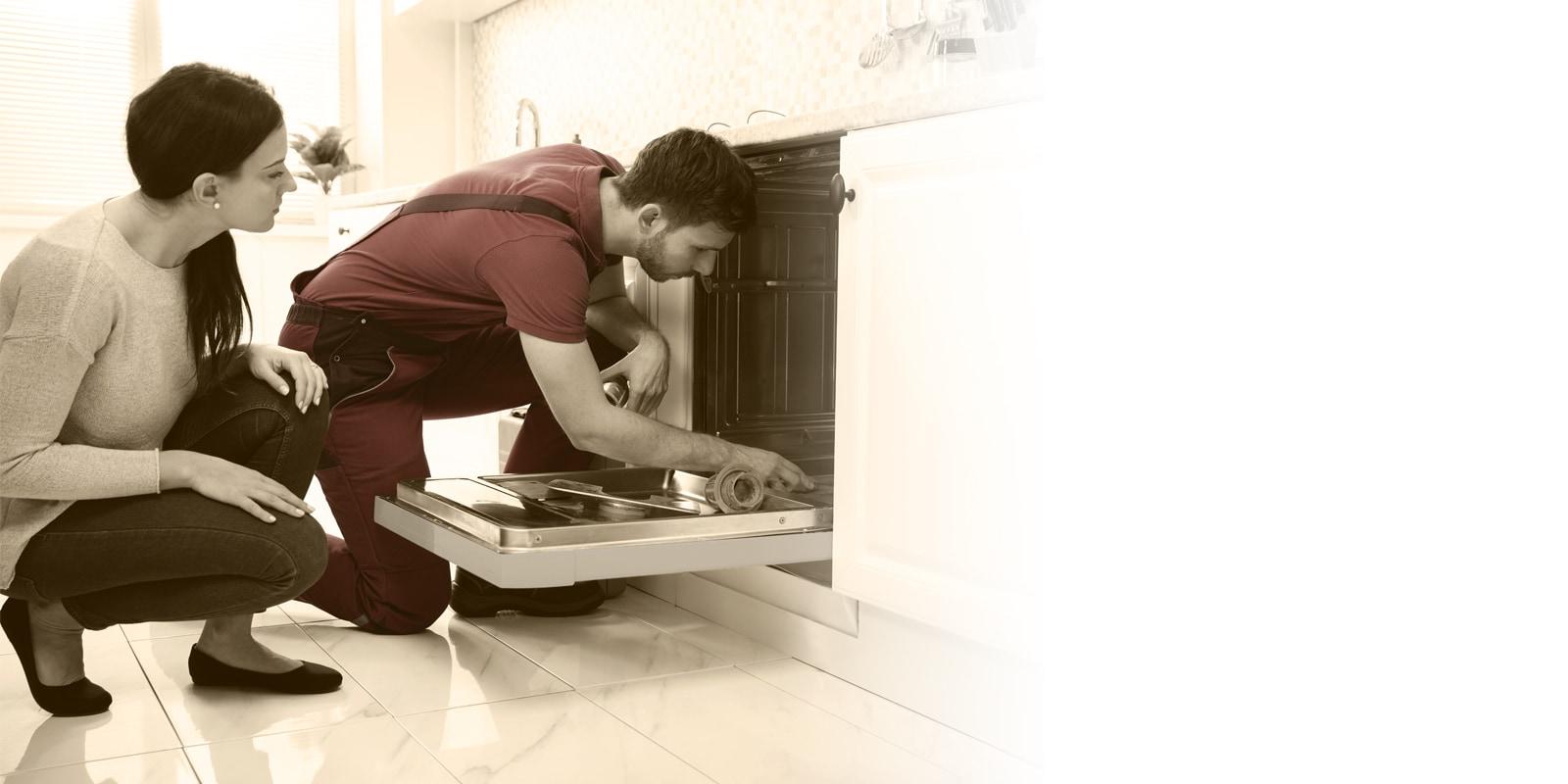Ingyenes<br>karbantartás<br>LG mosogatógépére1