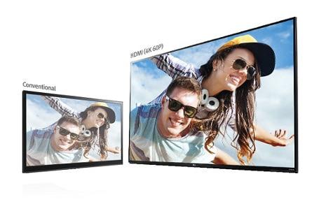 HDMI 4K 60P