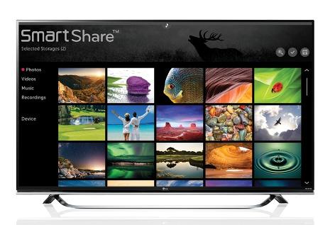 Smart Share - médialejátszó