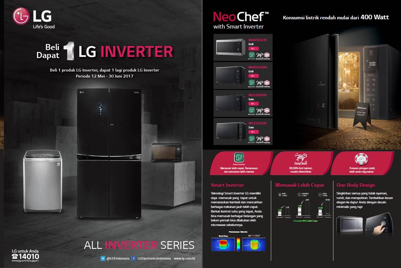 Lg Berita Dan Pemberitahuan Promo Home Appliance Semua Inverter Series Lemari Es Lg Indonesia