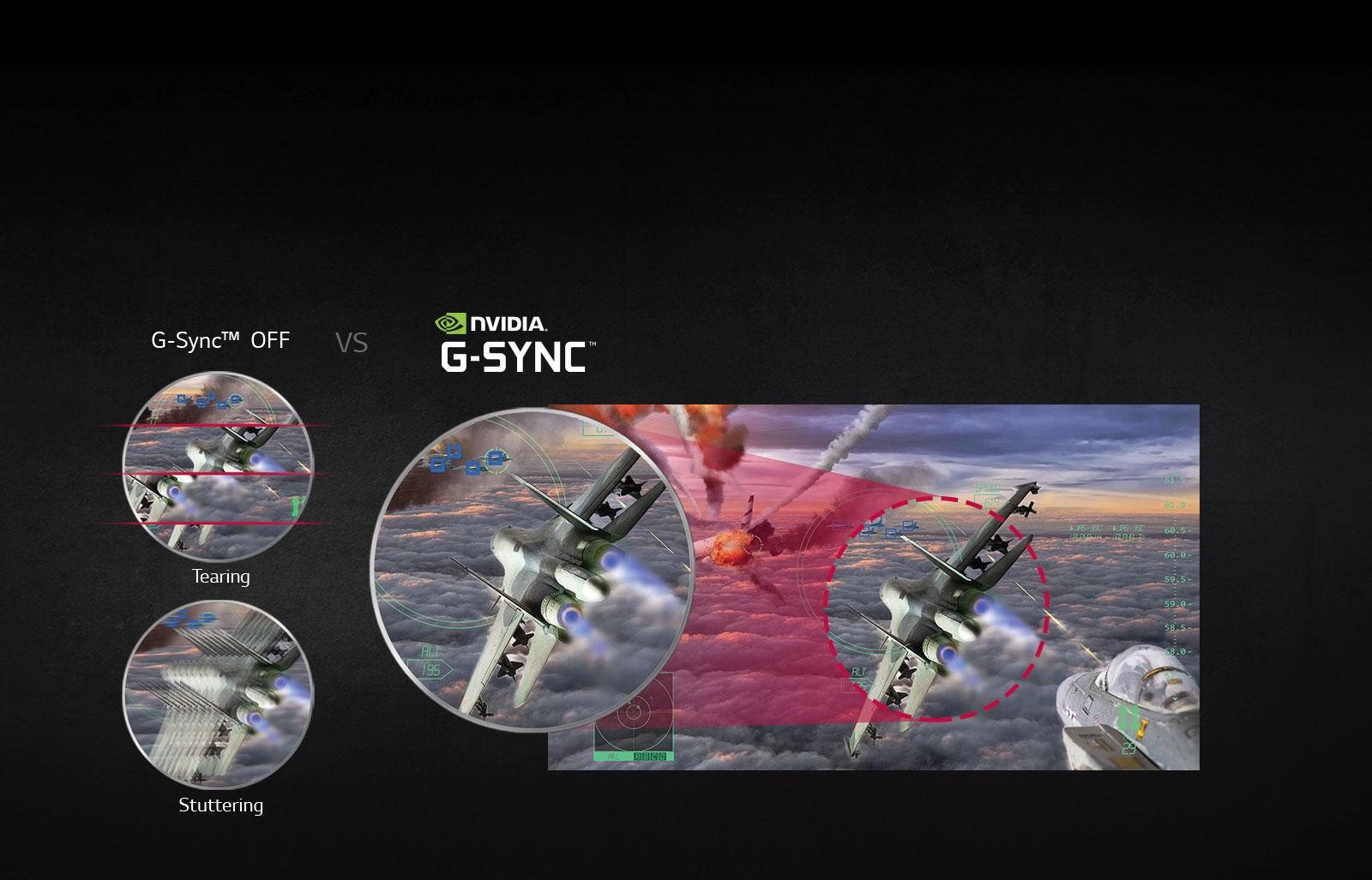 Kompatibilitas NVIDIA G-SYNC™<br>1