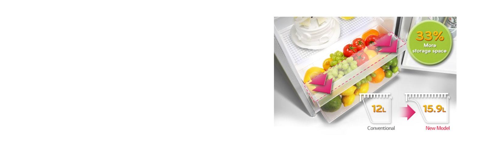 GN-Y331SLB_All_Refrigerators_large-Vegetable-box_D