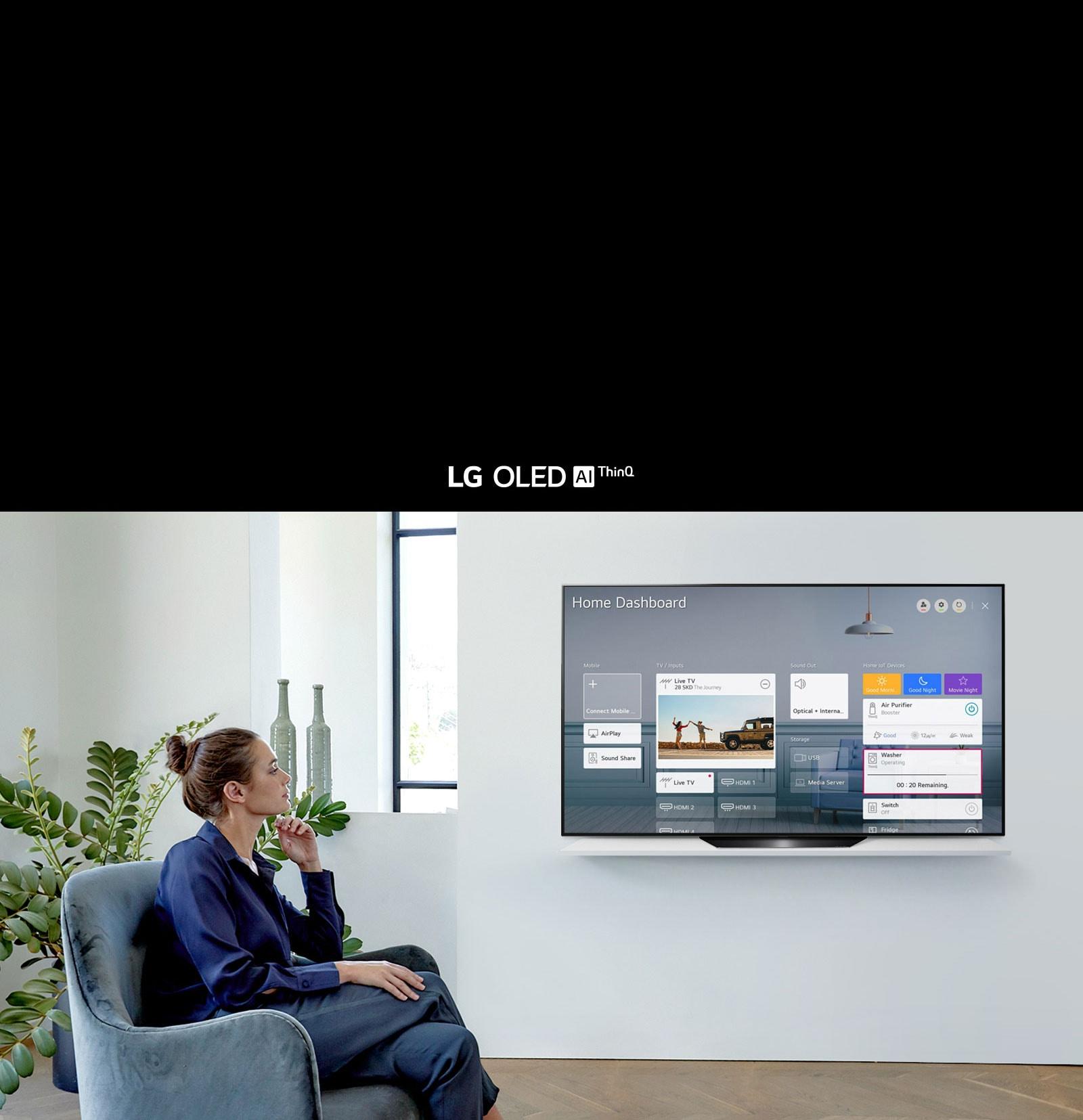 Tiga logo: Apple TV app dan Netflix